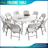 Для использования внутри помещений для использования вне помещений пластиковые пикник группа ресторанов лагерь складного стола портативный таблицы (J-NF18F05110)