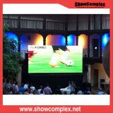 P8 SMD al aire libre LED a todo color que hace publicidad de la pantalla de visualización de alquiler