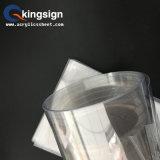 Precio rígido plástico transparente de la hoja de la película del animal doméstico