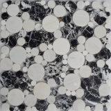 Mosaico di marmo del ciottolo