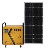 300W/55AH/220V портативный off Grid солнечной системы для домашнего использования