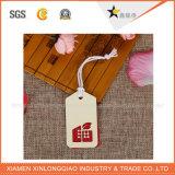 Etiquetas e Tag feitos sob encomenda plásticos da roupa do preço de fábrica