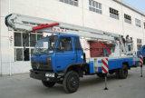 veicolo aereo dell'elevatore dell'uomo di funzionamento 4X2 22 tester di elevata altitudine di camion di funzionamento