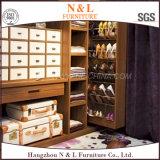 熱い販売法の寝室の家具の木のワードローブ