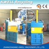 Automatische Flaschen-Verpackungsmaschine, vertikale hydraulische Presse-Ballenpreßmaschine