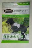 Postzak voor directe bestelling van het Voedsel voor huisdieren van de Levering van de fabriek de Plastic Met Ritssluiting