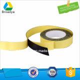 El espesor de 1,5 mm rollo Jumbo negro cinta de espuma EVA (Hot Melt/EH15)