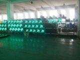 폴리탄산염 렌즈를 가진 300mm 공전 LED 보행자 교통량 빛/교통 신호