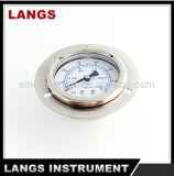 017圧力計オイルの品質圧力圧力計