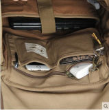 Kundenspezifische Segeltuch-große Kapazitäts-draußen Kleidersäcke für das Wandern u. das Reisen