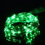 100 feux de feux de LED feux de cuivre