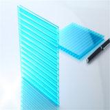 Het Holle Blad Transparante PC van het polycarbonaat