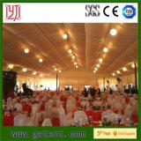 装飾が付いている贅沢な結婚披露宴のための20X50mのホテルの宴会のテント