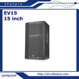 15 Zoll-Audioberufslautsprecher-Audiosystem (EV15 - TAKT)