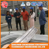 Serra di alluminio dello strato del policarbonato di profilo della struttura d'acciaio della Multi-Portata