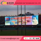 Energías bajas que hacen publicidad de la pantalla de visualización al aire libre de LED P8, USD550