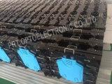 El panel de visualización de alquiler de interior de fundición a presión a troquel de LED P5 de 640*640 milímetro para la etapa/el acontecimiento/la pantalla del fondo de la demostración