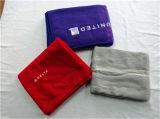 Couvertures polaires promotionnelles d'ouatine de vente chaude avec l'impression de logo (ES2091816AMA)