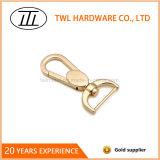 Crochet de rupture d'émerillon de sac d'or de lumière de fournisseur d'usine