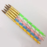 Nail Art Point Pencil Broca Pen Crystal Tips Crayon Manicure