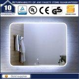 Декоративная стена установила загоранное СИД зеркало ванной комнаты для гостиницы
