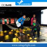 DJ-Beleuchtung-Bewegungs-Erscheinen 3D LED Dance Floor