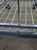 faltbare Rollen2-sided Cotainer Speicher-Verpackungs-Laufkatze