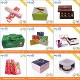 Handgemachte kundenspezifische PapierGroßhandelstortenschachtel (AZ-121501)