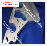 O torno do CNC da precisão parte as peças de metal