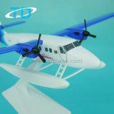 Modelo relativo à promoção Dhc-6 maldivo 27cm do avião