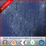 Классический рельефным синтетической кожи из ПВХ для сумки