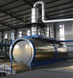 De Machine van de Distillatie van de Stookolie met Ce, SGS, ISO