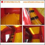 Het UV Beschermde Opblaasbare Huis Combo van de Sprong met Dia (T3-100)