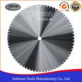 1200mm de la hoja de sierra de diamante con fuerte Segmento de Hormigón Armado pesados