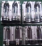 Semi Automatische Rotatie het Vormen van de Slag van het Huisdier Plastic Machine