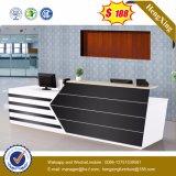 Tabella di legno di ricezione della scrivania della melammina delle forniture di ufficio 2016 (HX-RT801)