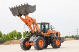 Chargeur de taille moyenne Yx657 de roue de 5.0 tonnes d'insigne