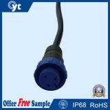 電子高レベルはIP67 3ピンコネクタに水抵抗する