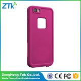Het roze Mobiele Geval van de Telefoon Lifeproof voor iPhone 6 Waterdicht Geval