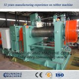 """14 """" X 36 """" 유럽에 수출되는 고무 섞는 선반 기계"""