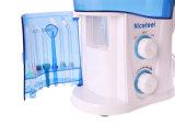 Dientes que blanquean el BALNEARIO dental Irrigator oral ULTRAVIOLETA del masaje de la goma del jet de agua del kit