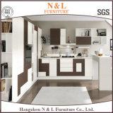 N&L современной мебелью глянцевый лак отделка из дерева кухня кабинет