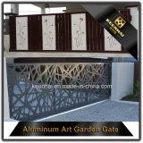 정원 입구 홈을%s 알루미늄 문 디자인