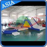 Надувной водный парк с плавающей запятой / надувной водных игрушек / надувные поплавки Aqua