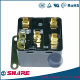 Spannung Dpdt Pumpen-Schaltungs-Relais des Ring-100 120V