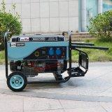 비손 (중국) 믿을 수 있는 5kw 5kVA 5000 와트 구리 철사 1 년 보장 휴대용 가솔린 홈 전기 발전기 220V