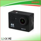 4k borran cámara subacuática de la acción de WiFi de la imagen la mini para el deporte