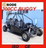 Bijgewerkte Model300cc 4 Seater gaan-Kart Met fouten