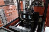 Maquinaria semiautomática do molde de sopro do estiramento do frasco do suco do animal de estimação