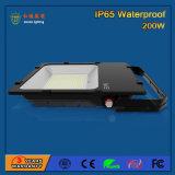 Luz de inundación al aire libre modificada para requisitos particulares de 200W 85-265V SMD3030 LED